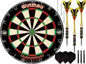 Подробнее о Комплект для игры в Дартс Winmau S400 (начальный уровень)