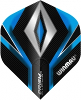 Подробнее о Оперения Winmau Prism Alpha (6915.127) Black & Blue
